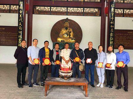国庆长假曾祥裕在赣州古城举办杨公古法风水学习班