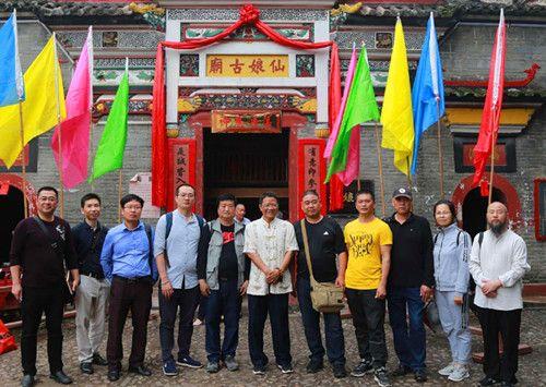 曾祥裕将于11月10日,在梅州梅台文创园举办杨公古法风水传承班